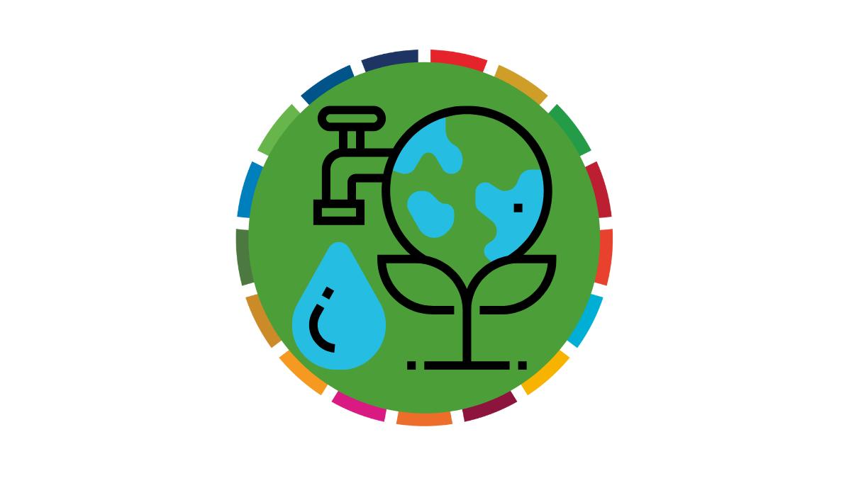 Water blog logo